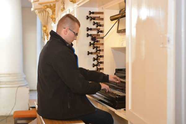 Odpust ikoncert organowy (listopad 2016)