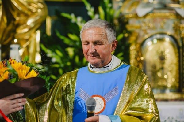 50 lat kapłaństwa ks.Roman Zoń (wrzesień 2017)